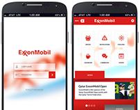 ExxonMobil - Mobile app