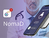 NomaD iOS App - Medical Center