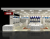 IZOD Shop in Shop Program