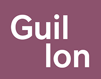 Guillon — Retail Typeface
