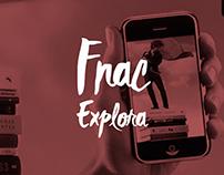Fnac App Explora