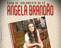 Angela Brandão Cartaz/Mailing Lançamento
