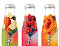 Zipp -  Fruit Infuzion Drinks