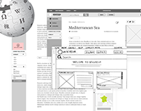 UX Case Study: Wikipedia redesign