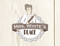 Mrs. White's Place Branding & Campaign