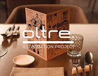 OLTRE - Illustration Project