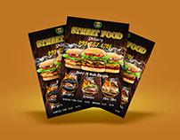 Street Food Flyer