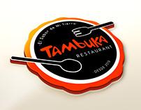 Tambuka Restaurant - Logo Design