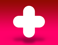 iMed+ Identity design