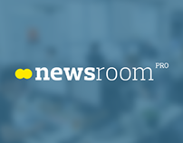 Newsroom web application