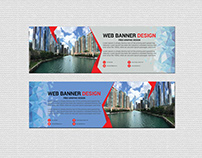 Corporate Web Banner Design