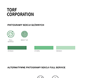 Torf Corporation Corporate Website