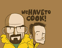 Breaking Bad tribute | We Have to Cook!