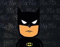 Ilustración - Super Heroes