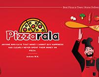 Pizzarala | Branding