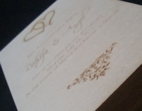 Basswood Invitations