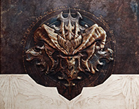 Diablo III Collector's Edition Box