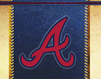 Atlanta Braves Daktronic Display
