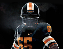 OSU Beavers Rivalry Uniforms