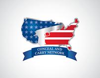 A few patriotic US style logos...