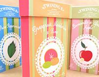 Twinings Tea package