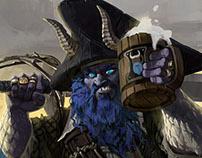 Duergar Pirate
