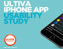 Ultiva App :: Usability Study