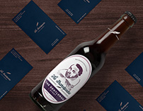 Brewery Branding – The Shakespeare