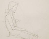 Figure Drawing 2012