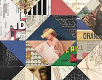 Collage Artwork 220-228