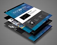 Jeff Goddard Music Website Design/Develop