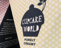 Cupcake Packaging Design