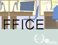 OFFICE - 2D Platformer PC Game