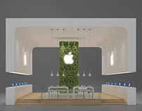 Design Apple Vertical Garden
