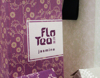 Flo Tea Packaging Design