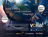 Voila! Indonesia Corporate Ad