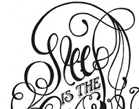 Sleep is the cousin of death