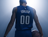 NBA All-Star Aaron Gordon