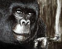 Proudest Monkey