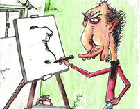 sapık ressam