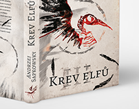Witcher - Blood of Elves (book cover designs)