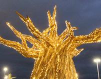 Activation - Siemens - 'The COP17 Baobab Tree'