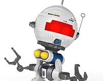 Qonto robot