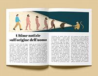 Periodical Illustration