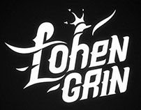 Lohengrin Beer Logo Animation