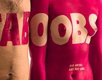 Taboobs / Poster