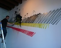 Graffiti art commissions