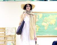 """Fashion Show """"Auteurs du monde"""" models Elite"""