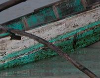 Boats of Boracay. Digital Photography