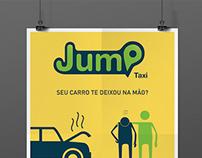 Cartazes Jump Taxi